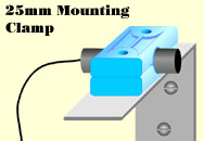 12A272 Mounting Clamp
